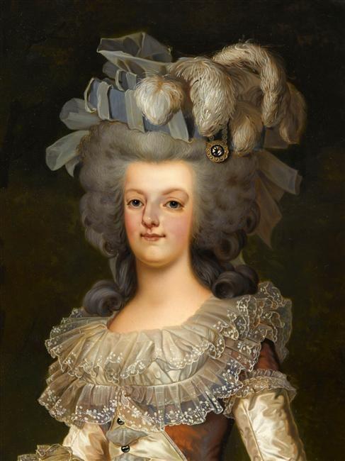 Marie Antoinette par Wertmüller