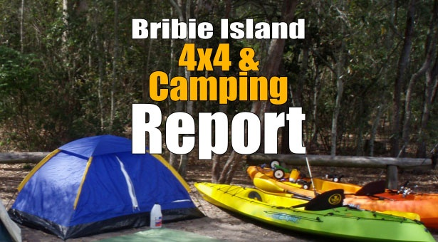 Everything you need to know about 4×4 & Camping on Bribie Island these school holidays.