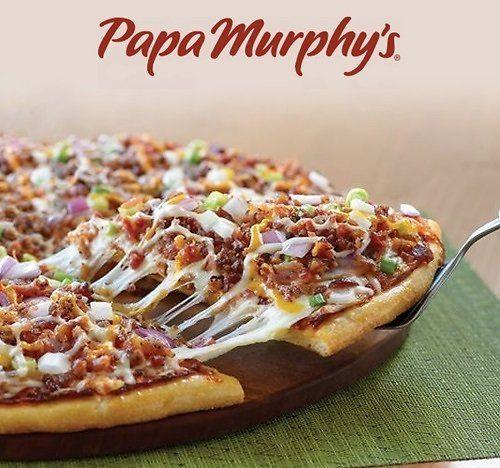 50% Off Papa Murphy's Pizza - 1/26/18 Only, Papa Murphys - DealsPlus
