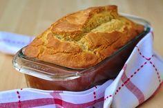 Delicioso (e fofinho) pão sem glúten e sem lactose de liquidificador | Cura pela Natureza.com.br