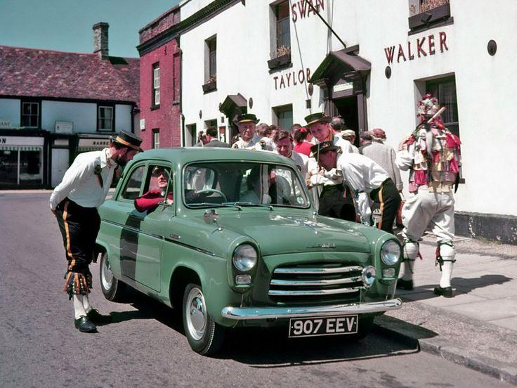 Ford Anglia 100E 1953-1959