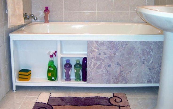 Хранение в ванной: 40+ идей фото