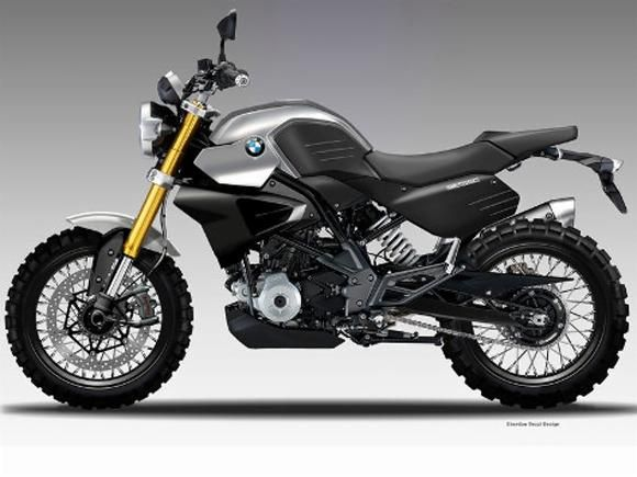 Designer imagina a nova BMW G 310 R versão Scrambler - MOTO.com.br