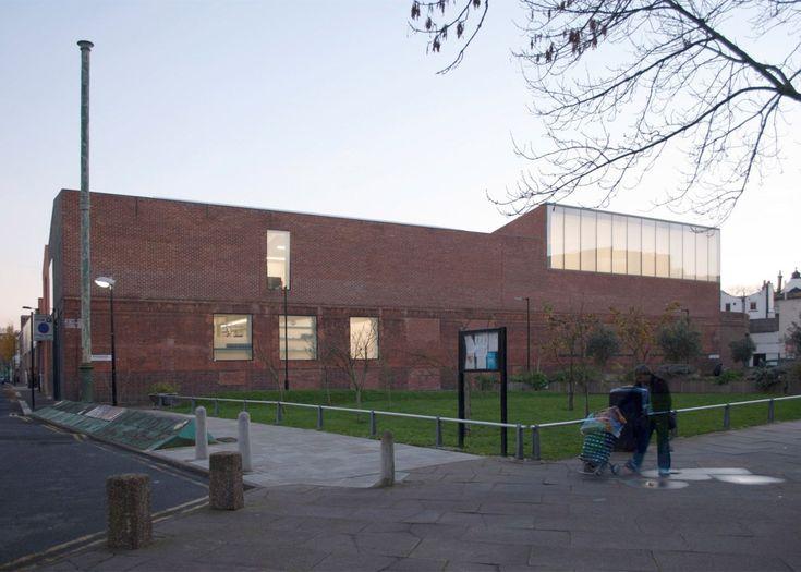 Caseyfierro . Anish Kapoor studio . London  (3)