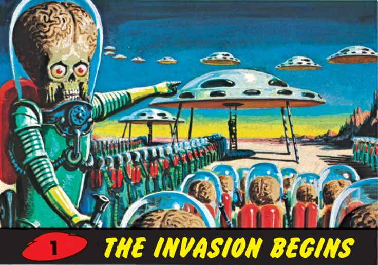 Mars attacks News, Videos, Reviews and Gossip - io9