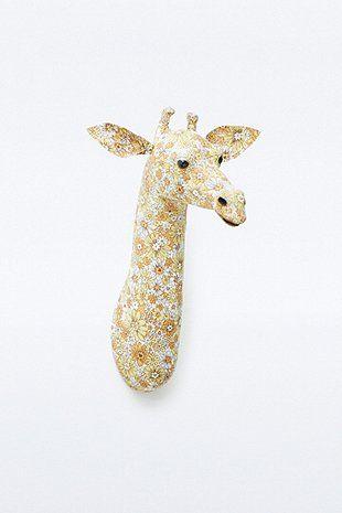 Giraffe Head Wall Art - Urban Outfitters