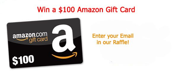 Enter Your Email To Win A 100 Amazon Gift Card With Images