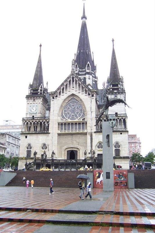 Catedral Basílica Metropolitana Nuestra Señora del Rosario de Manizales