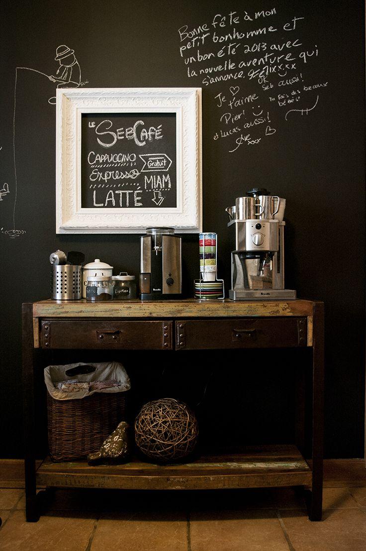 Me semble que ça serait beau pour notre coin café au cje :)