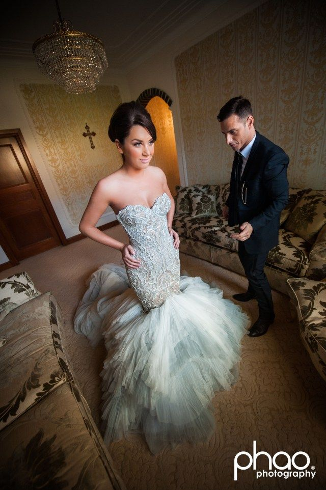 Phao Photography - Andriana in J'aton Couture-- ahhhh so gorgeous!!