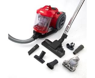 Vax Energise Vibe Pet C86-E2-Pe Cylinder Vacuum Cleaner - Red