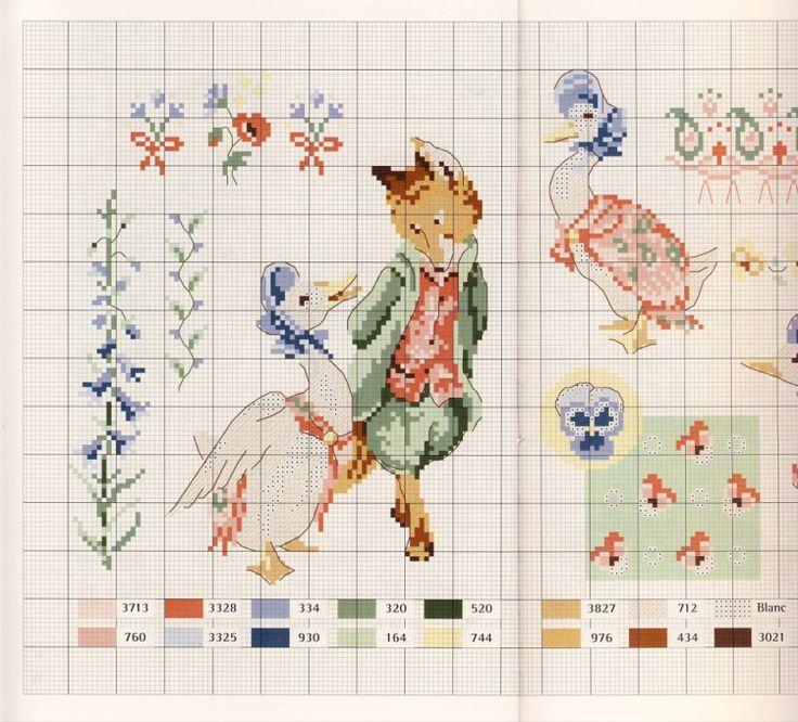 Gallery.ru / Фото #26 - Veronique Enginger. Le monde de Beatrix Potter…