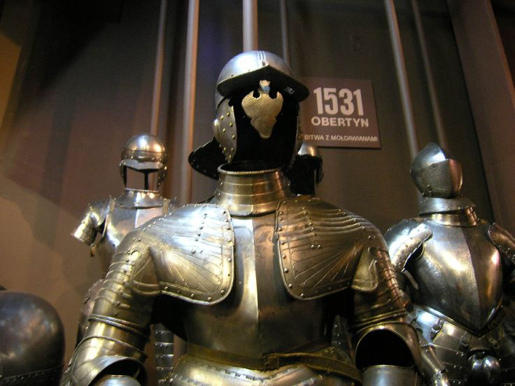 1531 - Polish armoury from the battles of Obertyn