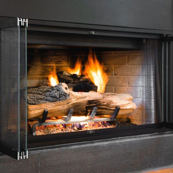Ez Door For Heatilator Fireplaces Fireplace Doors Fireplace