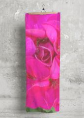 Deep Pink Petals Cashmere: What a beautiful product!