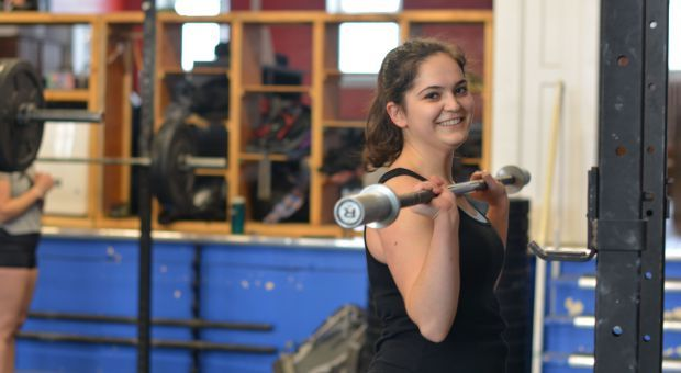 Do you even lift, bro?   One Journal staffer tries CrossFit
