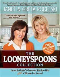 The Looneyspoons collection.