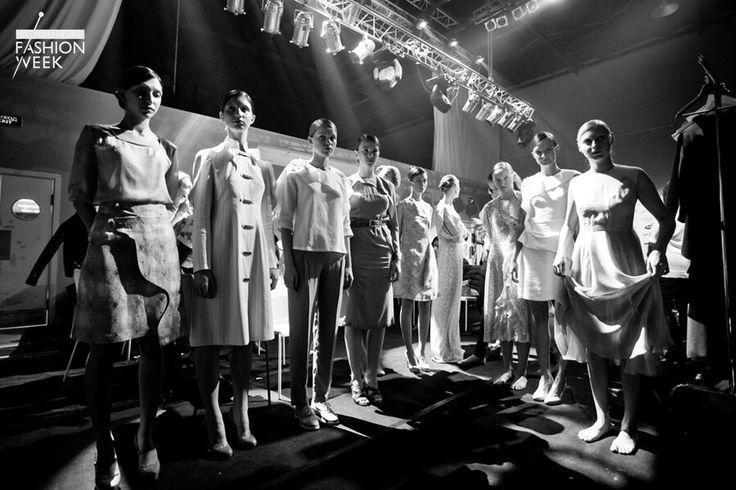 BACKSTAGE SS'15   Milla Berillo  www.spbfashionweek.ru #spbfw #fashion #backstage #millaberillo