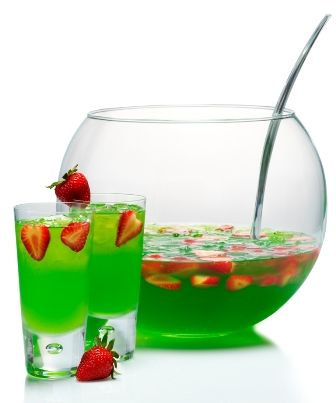 A Fruit-Filled Punch: Midori Berry Bliss                              …
