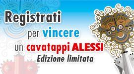 Contest Cavatappi Alessi Anna G.