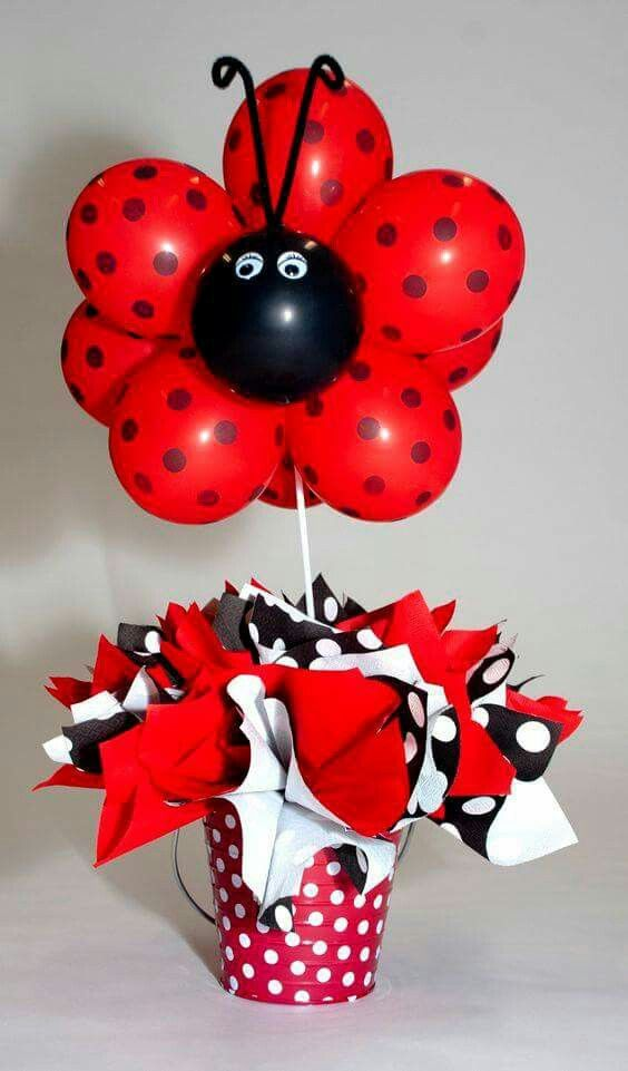 48 Best Lady Bug Shower Images On Pinterest Candy