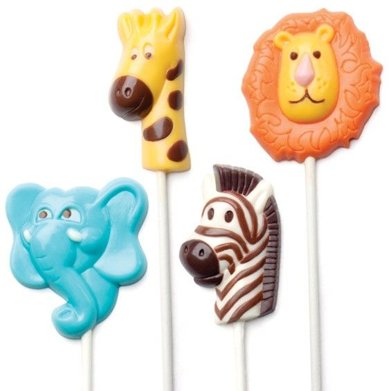 "<p><span+style=""font-size:+small;"">Use+this+mould+to+create+jungle+themed+animal+chocolates.</span></p>"