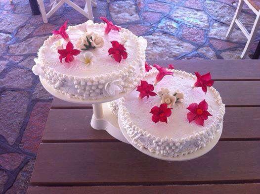 Wedding cake from THEODOSIA