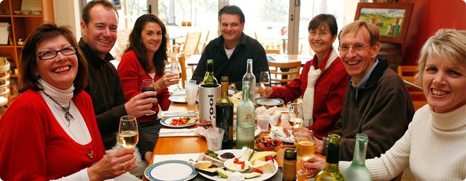 Hunter Valley Boutique Wine Tours—rated Tripadvisor's No. 1 wine tour.