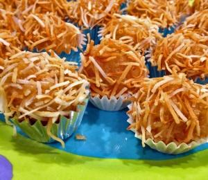 Coconut Brigadeiros | Recipes I want to try | Pinterest