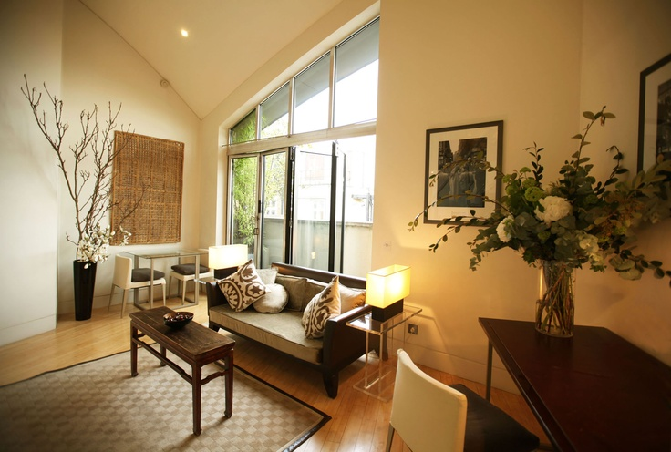Two Bedroom Mezzanine Loft Suite at No.5 Maddox Street, London