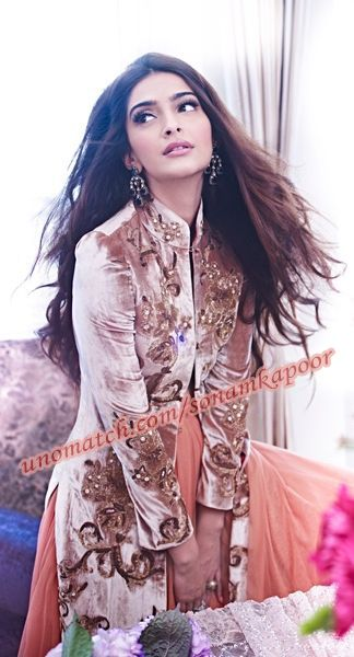 Mini Biography  Sonam Kapoor comes from an established film family. She is the daughter of actor and producer Anil Kapoor, and the grandchild of filmmaker Surinder Kapoor. Sonam is Bollywood royalty with immense support in the Indian film fraternity.