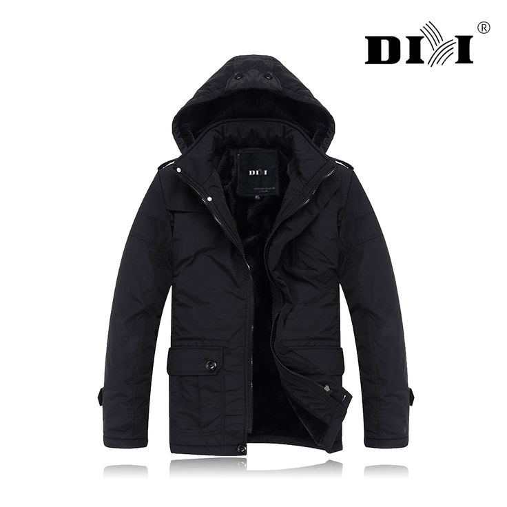 $50.19 - Mens Winter Jackets Winter wear men's clothing