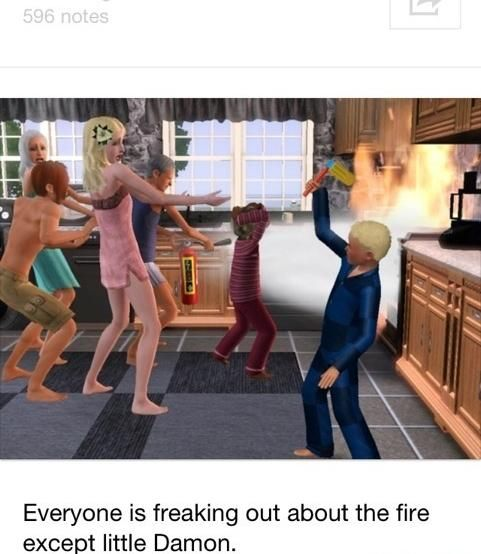 More Hilarious Sims - Imgur