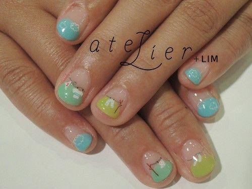laundry nail   atelier+LIM