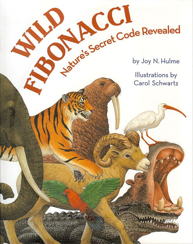 """WILD FIBONACCI is designed as a picture book and the poems and the gorgeously detailed full-page illustrations can be enjoyed by children of even the youngest age. But it is older children or teens with an interest in math who will really get into what Hulme is doing here. This is truly fascinating picture book and is presented in a manner that is both informative and fun."""""""