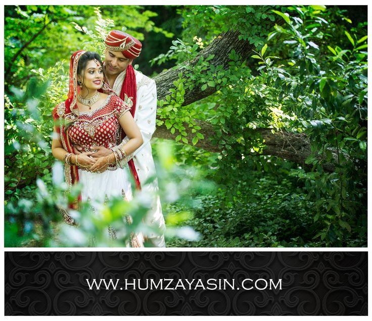 Couple Portrait by Dallas Wedding Photographer Humza Yasin