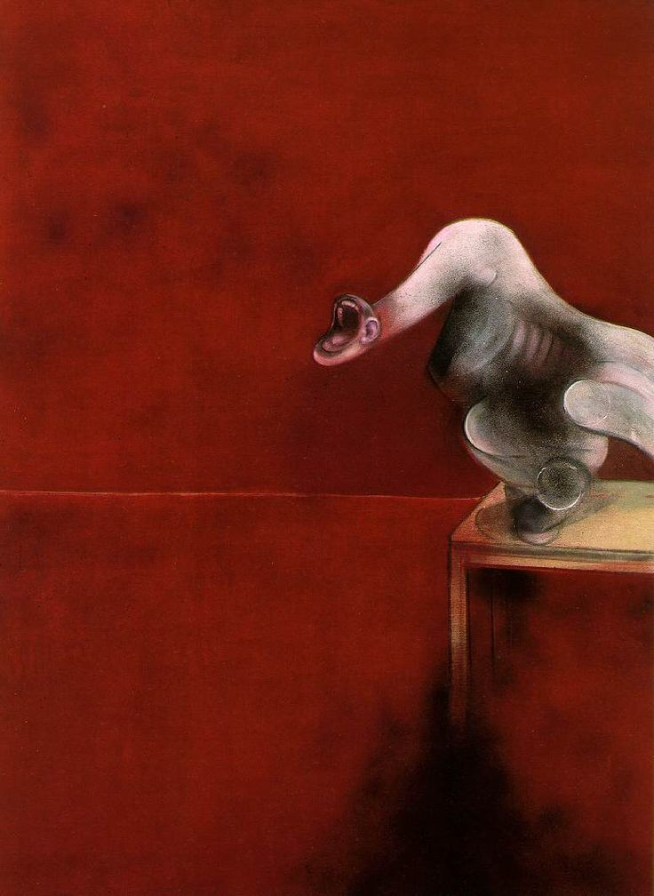 Second Version of Triptych (1944) 3 -Francis Bacon