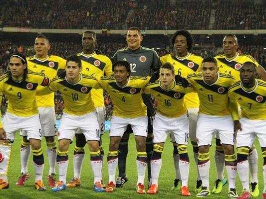 Mi seleccion Colombia, mundial Brasil 2014