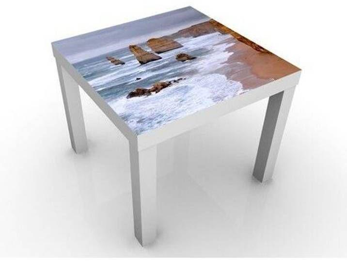 Beistelltisch Die 12 Apostel Glass Side Tables Cube Side Table