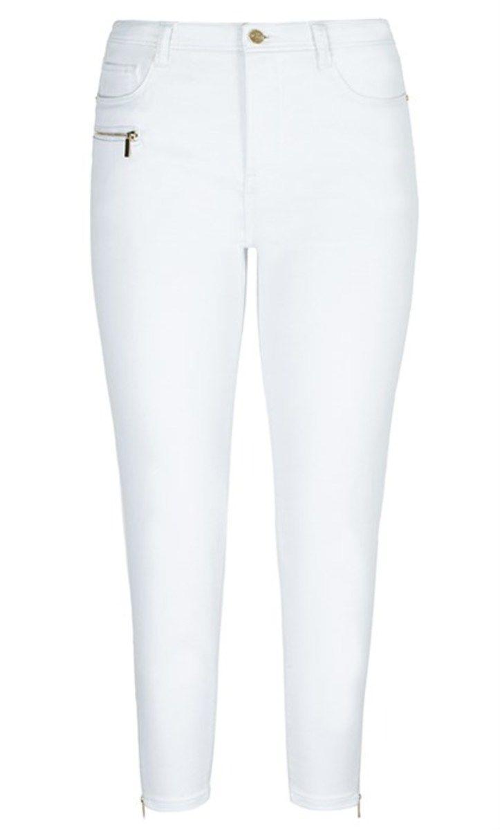 Premium Zip 7/8th Skinny Jean