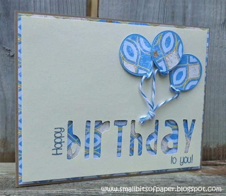 68 Best B'day Card Ideas. Images On Pinterest