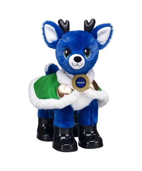 Tinsel the Speedster Deer Set   Build-A-Bear