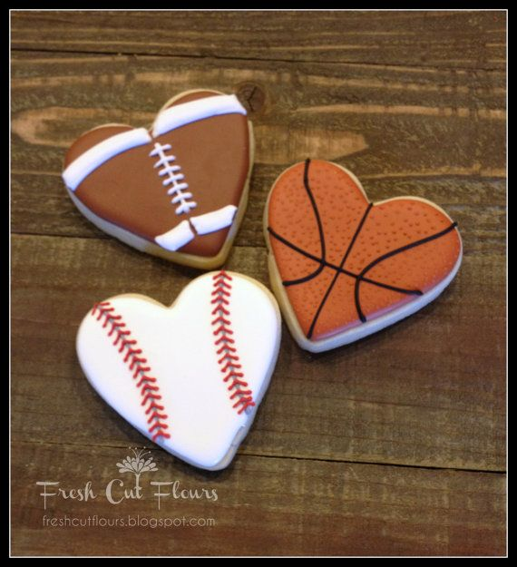 Sports Enthusiast  Valentine's Day Hearts hand by FreshCutFlours, $30.00