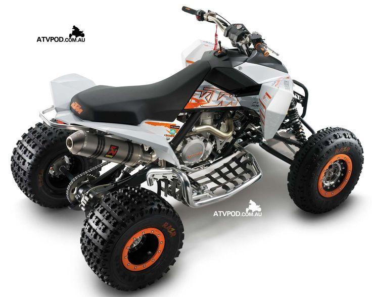 ATV's | 2009 KTM ATV (1280 X 1024)