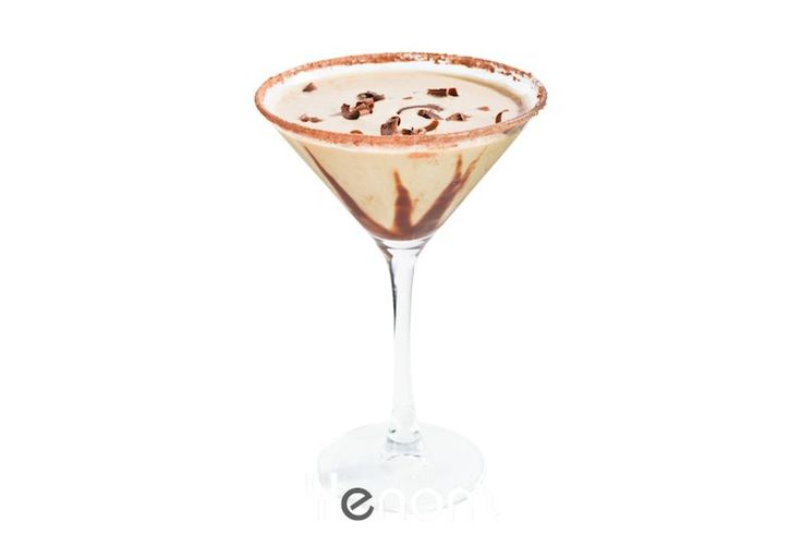 Chocolade Martini Cocktail