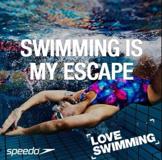 #swimmers life