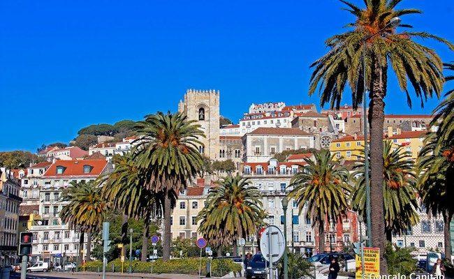 Lisbon Riverfront Regeneration Begins