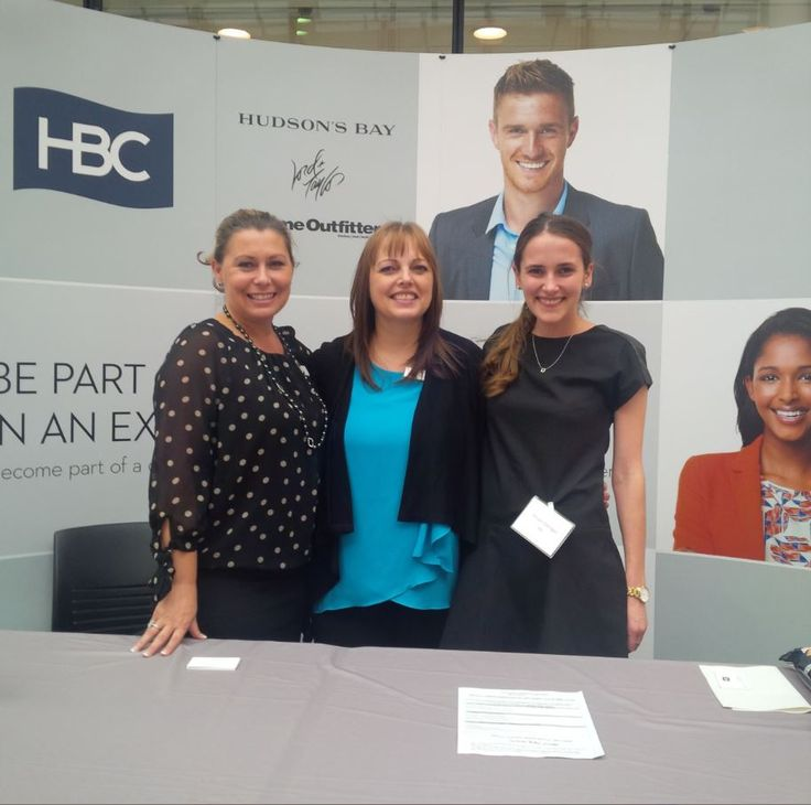 Hudson's Bay visits the Haskayne School of Business at the University of Calgary to discuss our newest opportunities. Apply now: www.hbc.com/careers