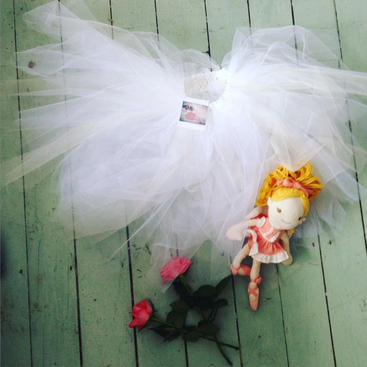 Custom tutu order... DM me if you're interested! I'm just about to order new tutu material, so would be able to make them in any colour of the rainbow  #tutu #handmade #shopsmall #smallbusiness #tinydancer #ballerina #princess #flowergirl #toddlerfashion #letspretend #motherhood #motherhoodthroughinstagram