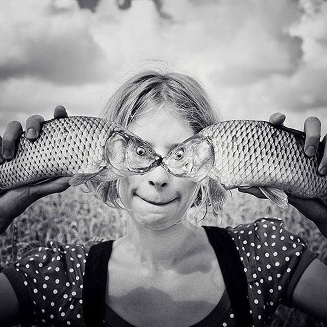 Perspective photography makes everything much more interesting: 50 perfect shots
